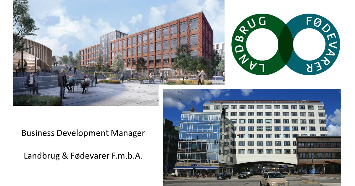 Business Development Manager søges til Landbrug & Fødevarer F.m.b.A.